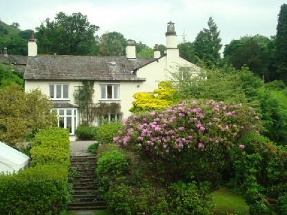 ワーズワースの2番目の家Rydal Mount & Garden.JPG