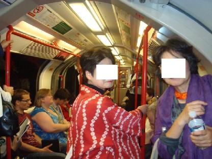 電車の中で.JPG