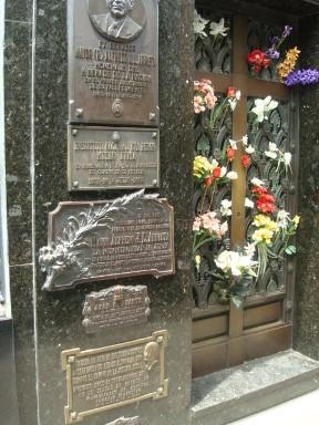 エビータの墓.JPG